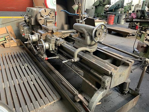 Dean Smith and Grace Type 21 Gap Bed Centre Lathe