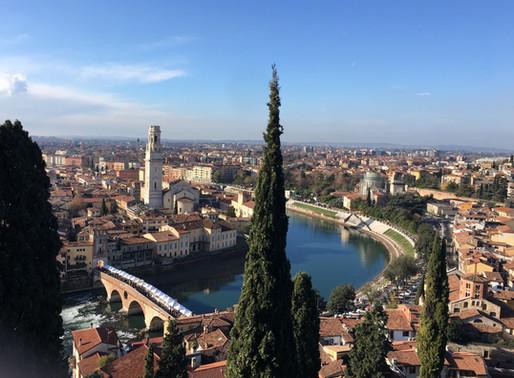 Week end a Verona: la città dell'amore e... del Valpolicella