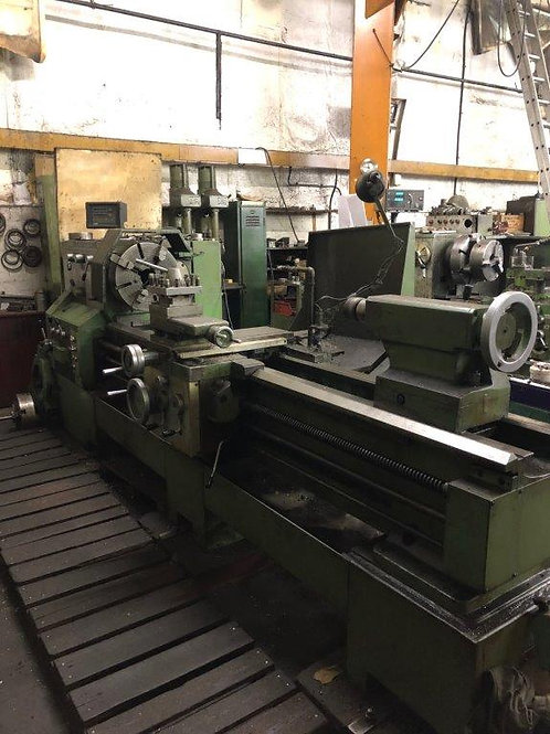 Tarnow TUJ – 50M Gap Bed Lathe (1990)