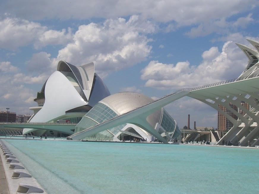 Città delle Arti e della Scienza - Valencia