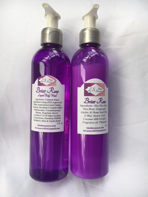 Body Wash & Lotion Sets - L