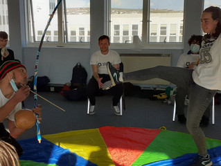 Capoeira Angola for Special Educational Needs in Brighton 2021