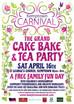 Kemptown Carnival Cake Bake