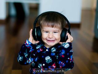 Músicas diferentes para bebês e crianças