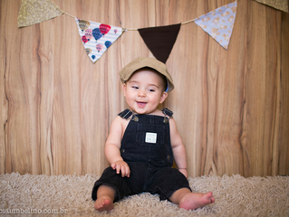 Lorenzo | 6 meses | Jundiaí - SP