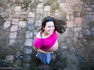 Camila e Robson | Ensaio Gestante | Jundiaí - SP