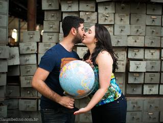 Isabele e Guilherme | Ensaio Casal | Jundiaí - SP