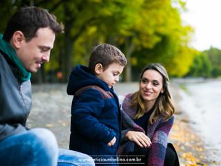 Familia Ribeiro | Ensaio Familia | Berlim