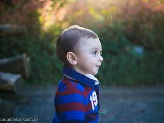 Enrico | Ensaio 1 ano | Parque Burle Max - SP