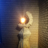 伊豆大川温泉いさり火 大浴場照明