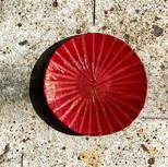 紅々彩小皿