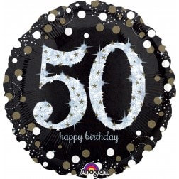 Super Shape - 50th Birthday