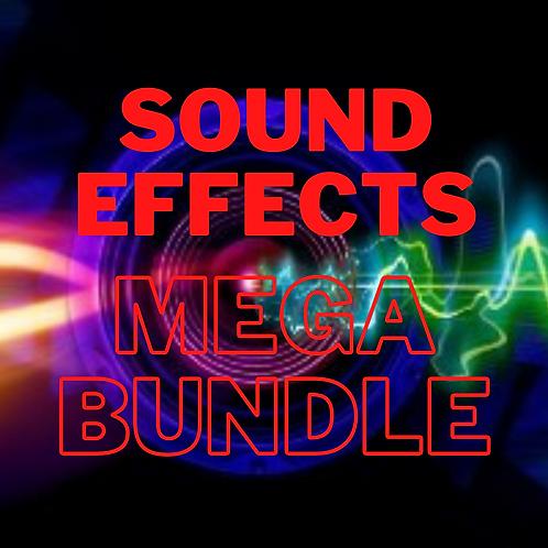 Sound Effects Mega Bundle (2.4gb)