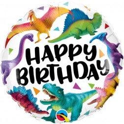 Dinosaurs Happy Birthday