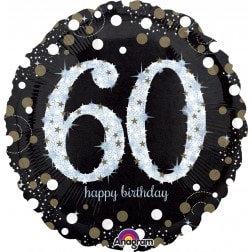 Super Shape - 60th Birthday