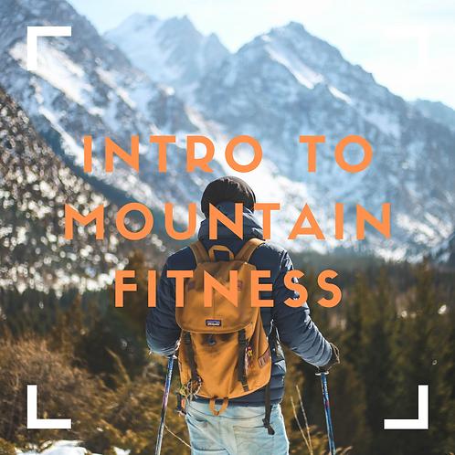 Intro to Total Mountain Fitness - DIY