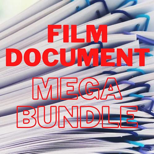 Film Document Mega Bundle (80mb)