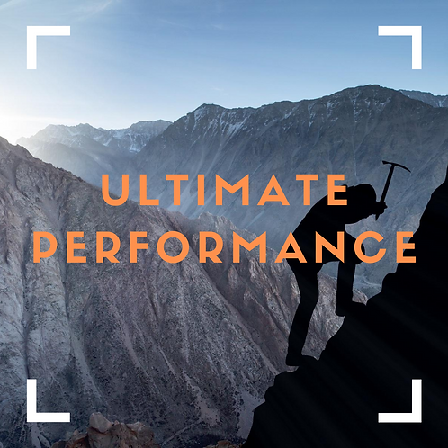 Ultimate Performance Course