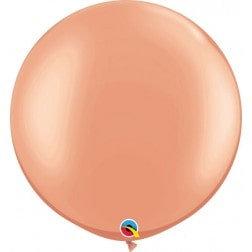 "30"" Latex Balloon - Rose Gold"