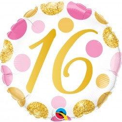 Standard Number - Sweet 16