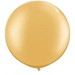 "30"" Latex Balloon - Gold"