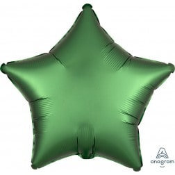Star Emerald Satin