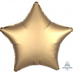 Star Gold Satin