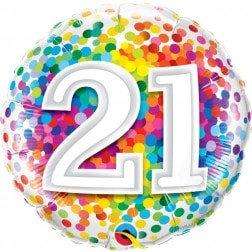 Standard Number - 21