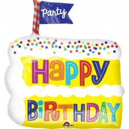 Junior Shape - Birthday Cake