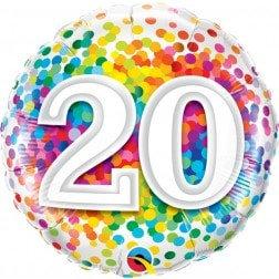 Standard Number - 20