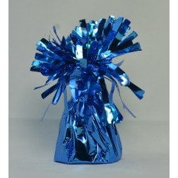 Light Blue - Balloon Weight & Bag