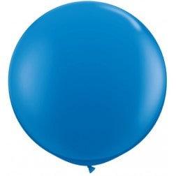 """30"""" Latex Balloon - Blue"""