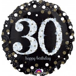 Super Shape - 30th Birthday