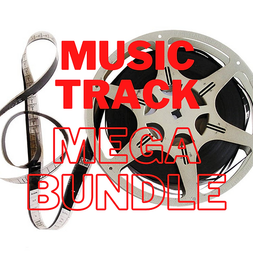 Music Tracks Mega Bundle (4.5gb)