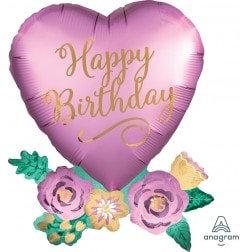 Super Shape - Sweetheart Happy Birthday