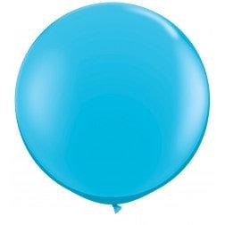 """30"""" Latex Balloon - Pale Blue"""