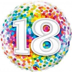 Standard Number - 18