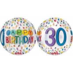 Orbz - 30th  Birthday