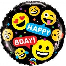 Emoji Birthday