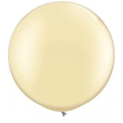 "30"" Latex Balloon - Ivory"