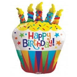 Super Shape - Happy Birthday