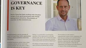 GOOD GOVERNANCE IS 'THE' KEY
