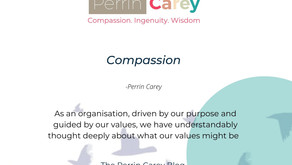 Our value, Compassion