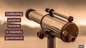 Calibrating purpose towards visionary governance