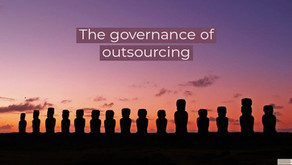 The governance of outsourcing