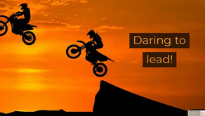 Daring to lead!