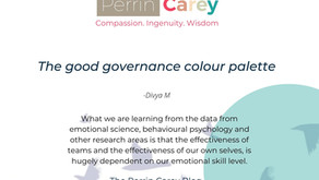 The good governance colour palette