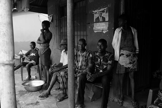 Untitled. 2017. Edo State, Nigeria.