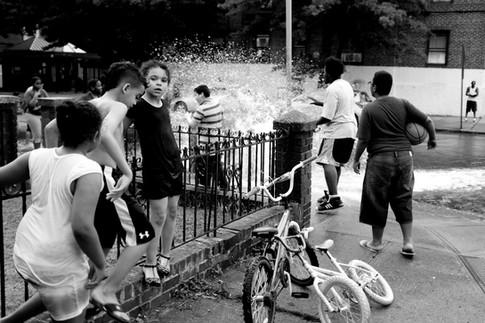 Soundview Summer, 2014. Bronx, New York.