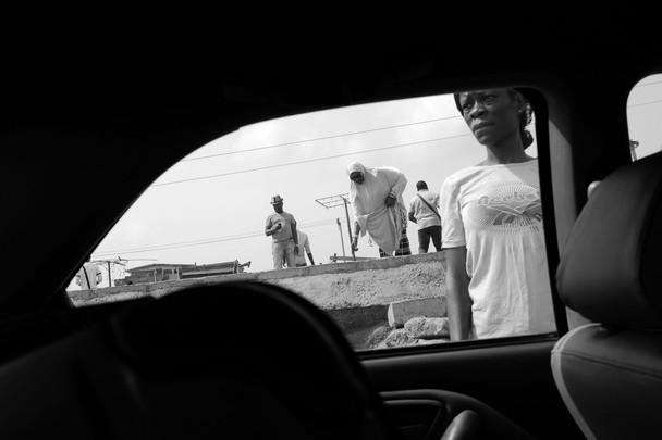 Backseat  (Unbelonging Series), 2017